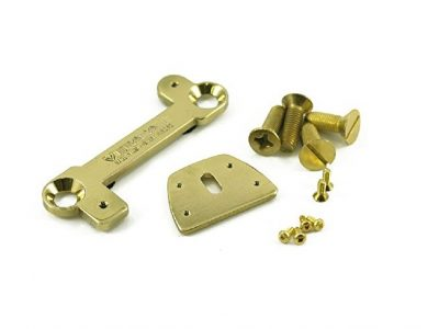 Vibramate V7-LP-G Mounting Kit for Bigsby B7 Carved Top Les Paul Guitars