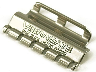 Vibramate String Spoiler For Bigsby Vibratos - Chrome