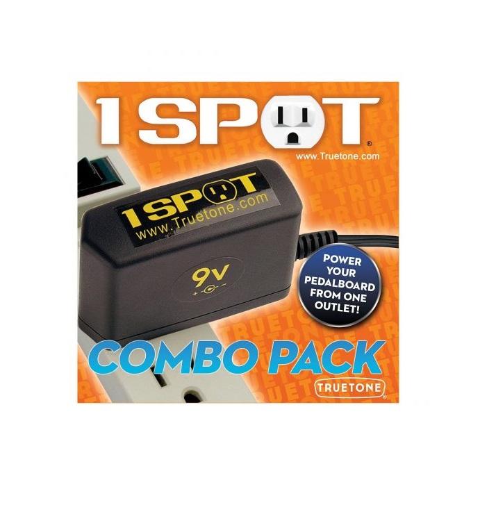 Truetone 1 Spot Combo Pack Nw1cp2 Us Solo Music Gear