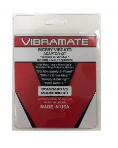 Vibramate Standard V5 Hardware Pack - Chrome