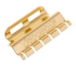 Vibramate String Spoiler For Bigsby Vibratos - Gold