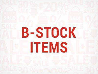 B-Stock Items