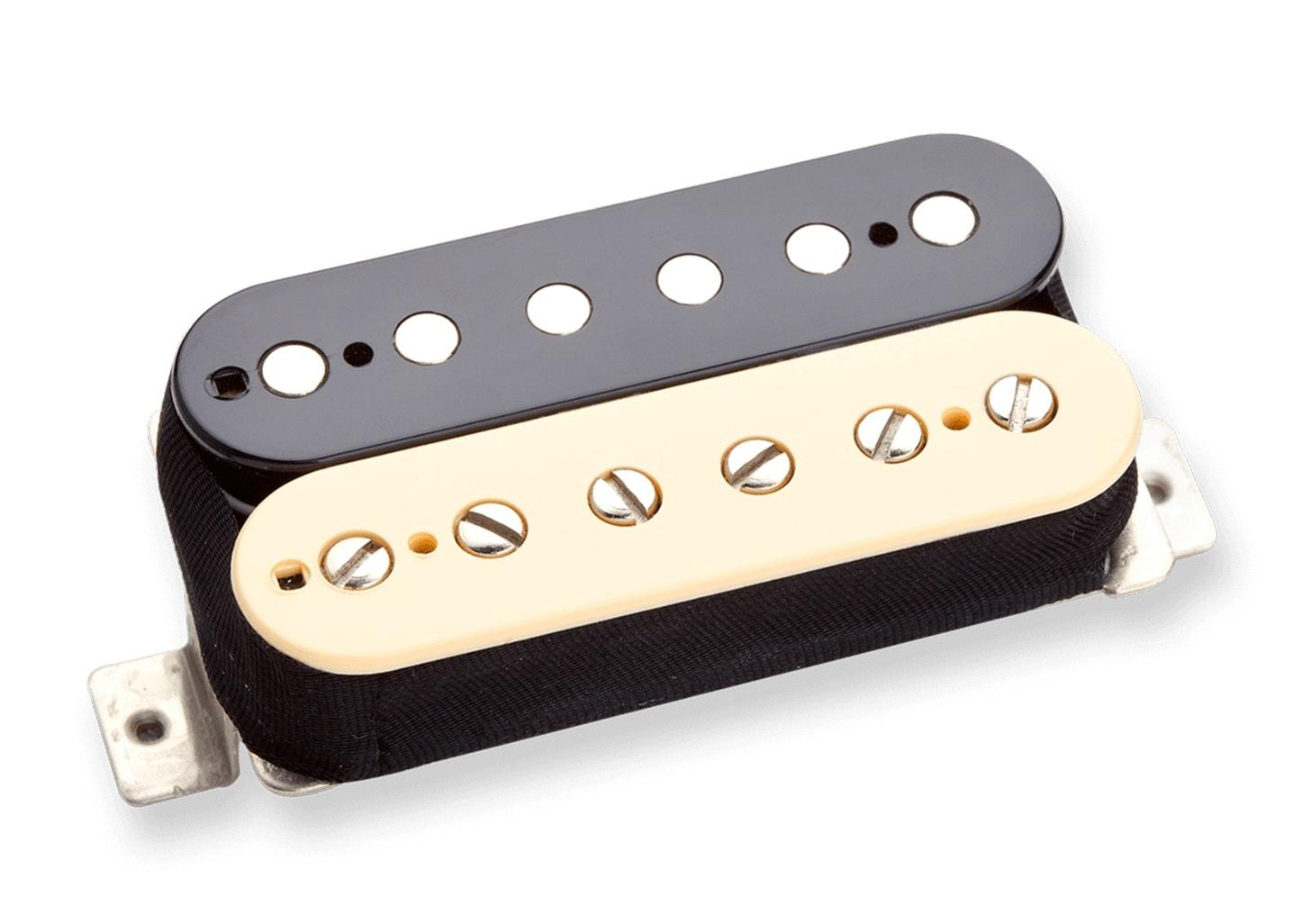 seymour duncan sh 1b 39 59 model 4 conductor neck pickup reverse zebra solo guitars. Black Bedroom Furniture Sets. Home Design Ideas