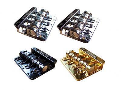 Babicz FCH-4 Bass Bridge, Original Series, 5 Hole Mount