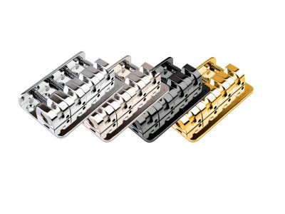 Babicz FCH-4 Bass Bridge, Z-Series, 5-Hole Mount