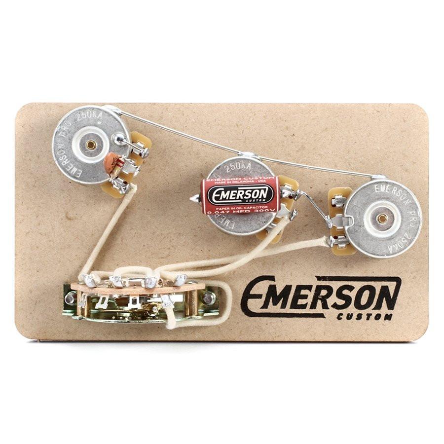 Emerson Custom 5