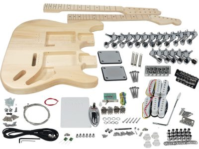 Build Your Own Bass Guitar