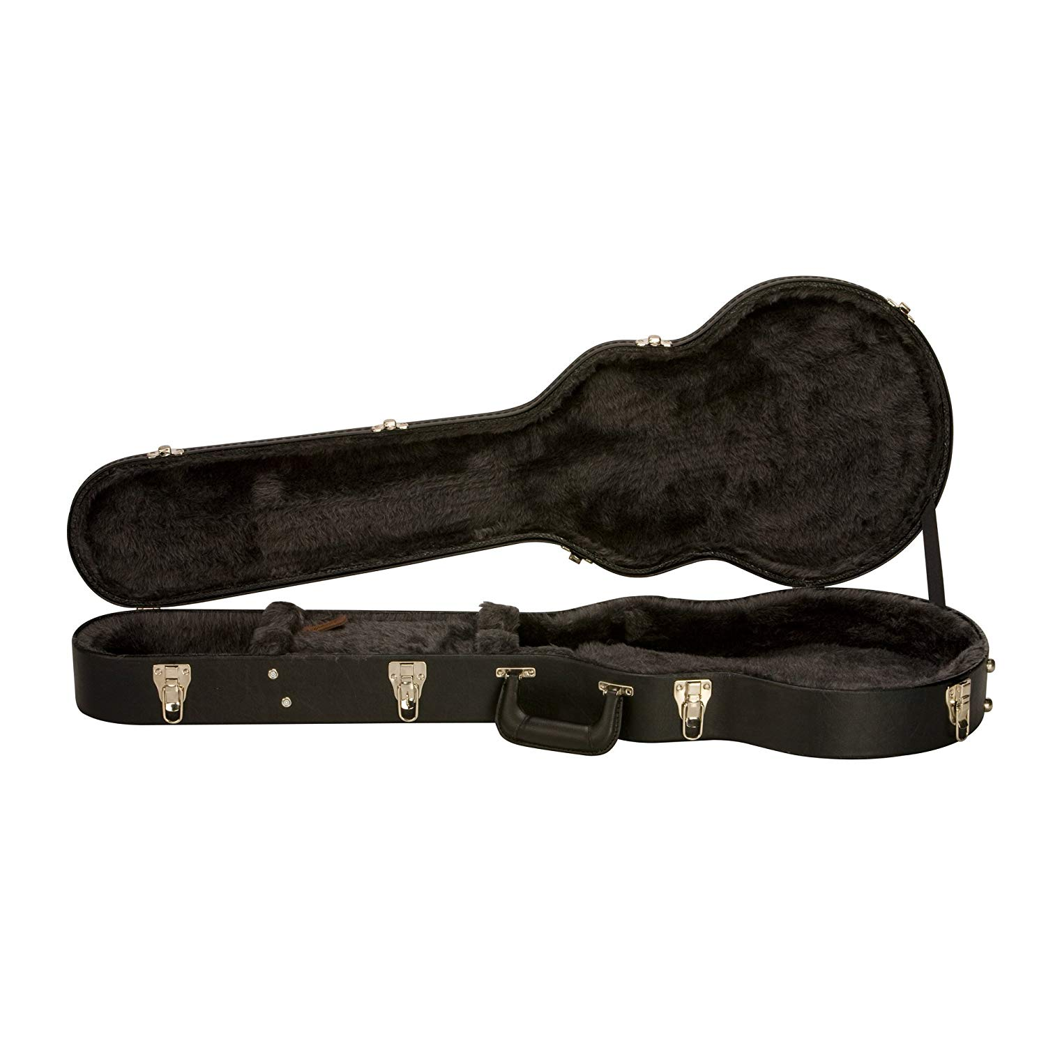 gibson les paul hardshell guitar case solo guitars. Black Bedroom Furniture Sets. Home Design Ideas