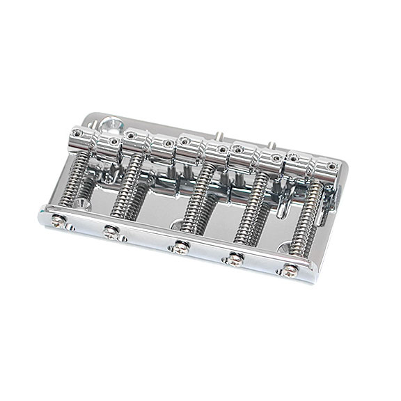 String Chrome Bass Bridge