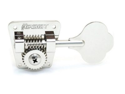 Clover Key Nickel Bass Tuner