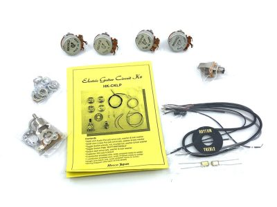 Hosco HK-CKLP Les Paul Style Wiring Kit