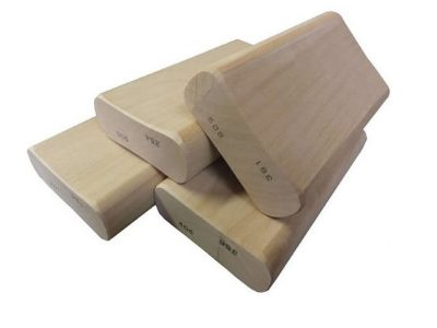 Hosco TWSB 2-Way Wooden Sanding Blocks