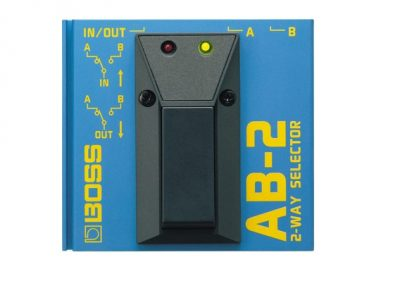 Boss AB-2 A/B Line Selector