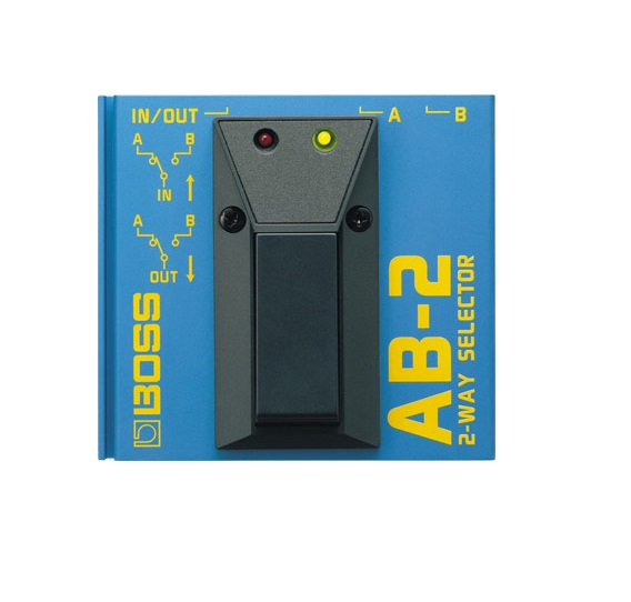 Boss AB-2 A/B Line Selector