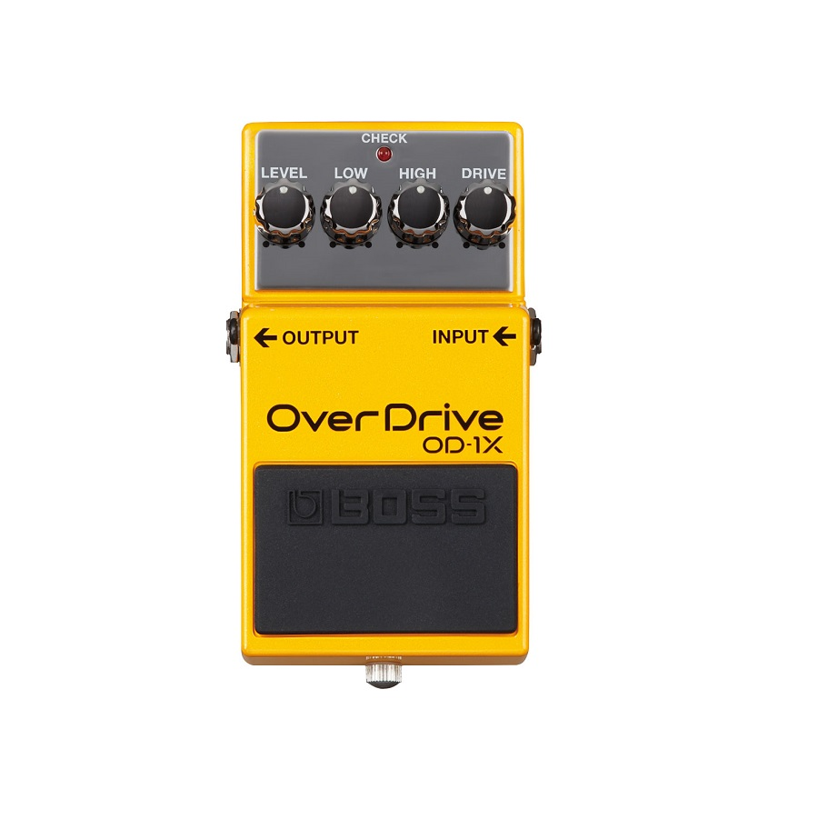boss od 1x special edition overdrive solo guitars. Black Bedroom Furniture Sets. Home Design Ideas