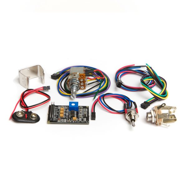 Graph Tech Ghost Acousti-Phonic Preamp Kit for Guitar