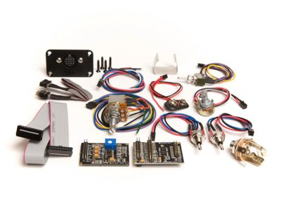 Hexpander Preamp Kit for Guitar