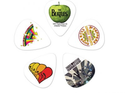 D'Addario Beatles Albums Pick Set