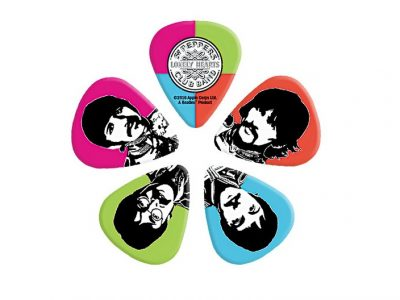 D'Addario Beatles Sgt. Pepper's Pick Set
