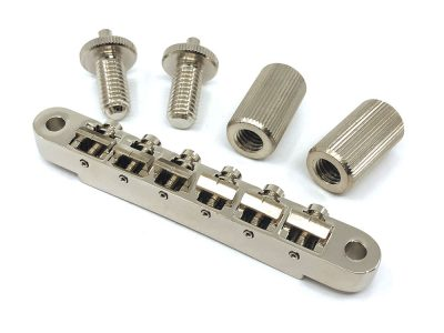 Solo Pro Nickel Tune-o-matic Bridge