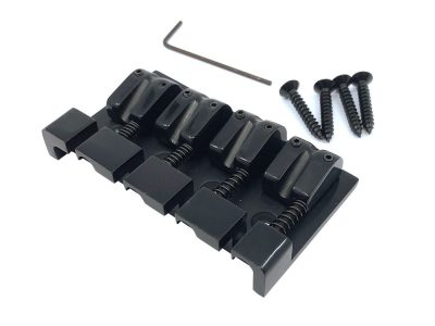 Solo Pro Black 4 String Heavy Bass Bridge
