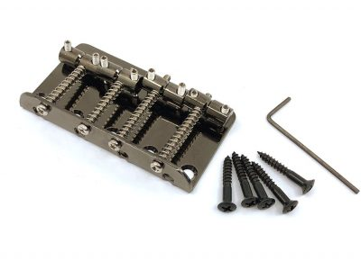 Solo Pro PB/JB Style Adjustable Bass Bridge