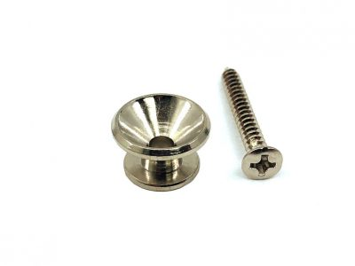 Solo Pro Nickel Strap Buttons