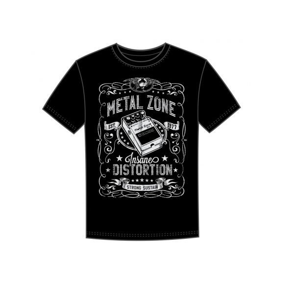 Boss MT-2 Metal Zone Pedal T-Shirt