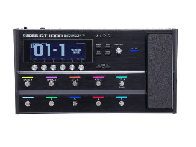 Guitar Amp Effects Processor