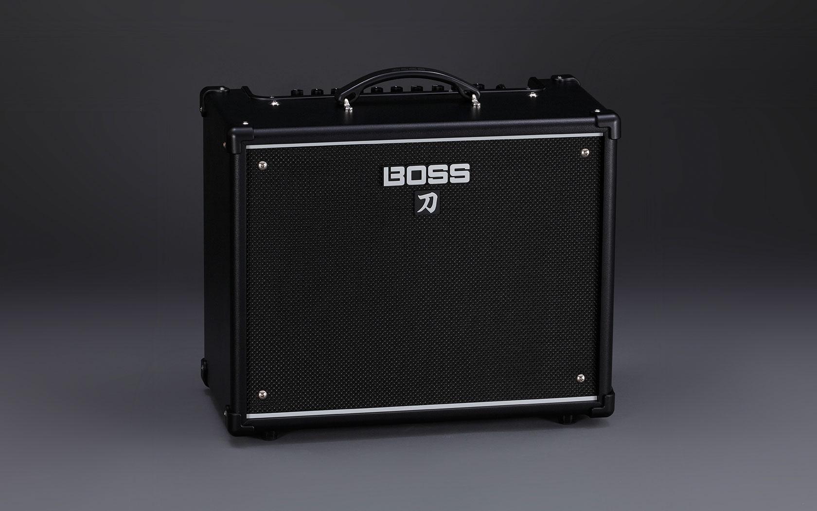 boss ktn 50 katana guitar amplifier solo guitars. Black Bedroom Furniture Sets. Home Design Ideas