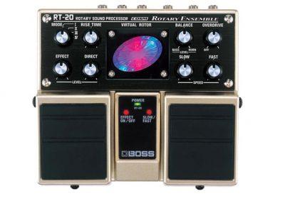 Rotary Sound Processor