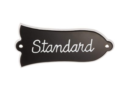 Solo Pro 2 Ply Standard Custom Truss Rod Cover
