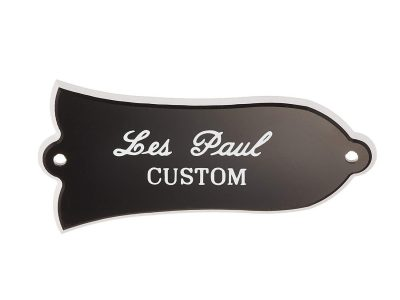 Solo Pro 2 Ply Les Paul Custom Truss Rod Cover