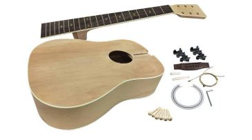 Solo Music Gear Do It Yourself Diy Electric Guitar Kits Build