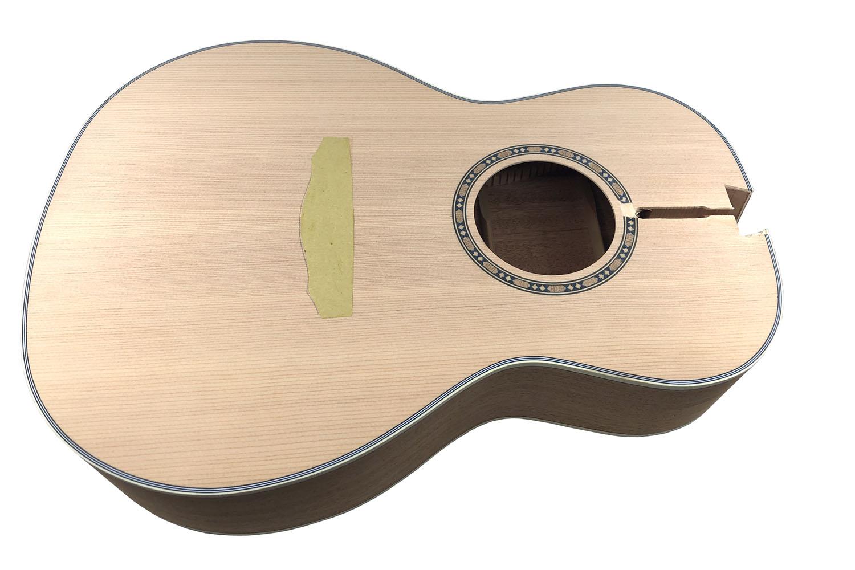 Solo Apk 10 Diy Parlour Acoustic Guitar Kit