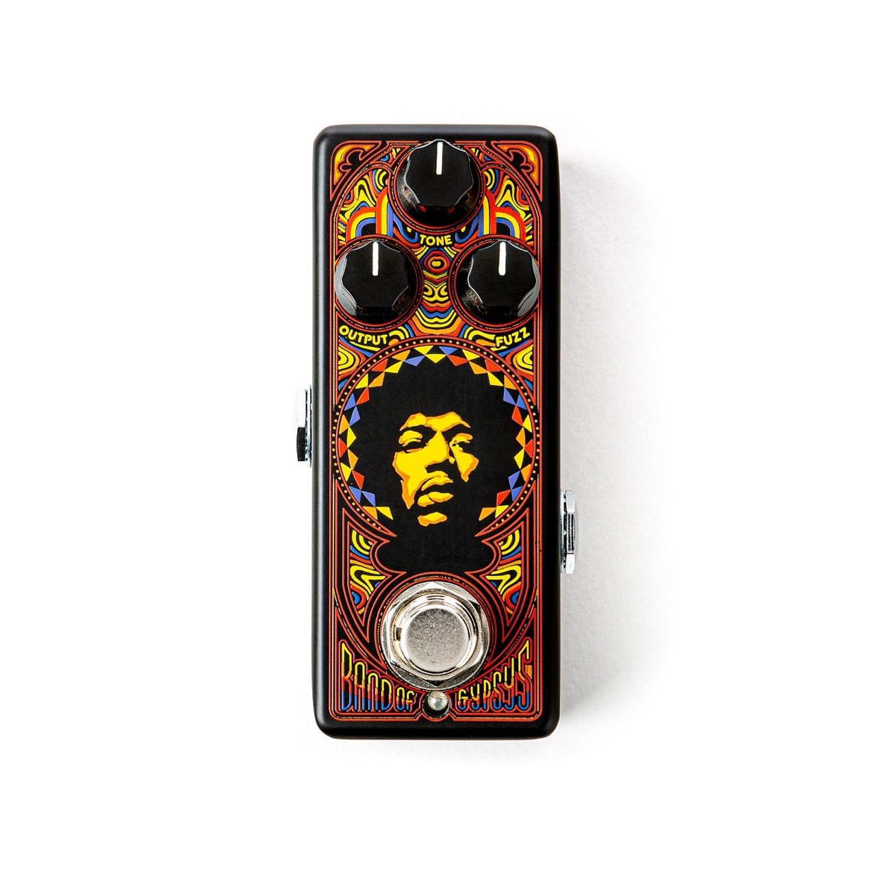 dunlop jhw4 authentic hendrix 39 69 psych series band of gypsys fuzz solo guitars. Black Bedroom Furniture Sets. Home Design Ideas