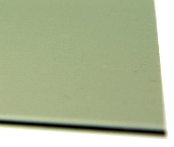 Solo Pro 3-Ply Pickguard Sheet Blank, Mint Green