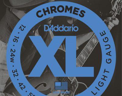 DAddario-ECG25-Chromes-Flat-Wound-Electric-Guitar-Strings-Light-12-52-B0007WOX22