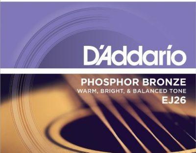DAddario-EJ26-Phosphor-Bronze-Acoustic-Guitar-Strings-Custom-Light-11-52-B0002H0A3S