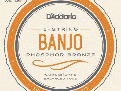 DAddario EJ55 Phosphor Bronze 5