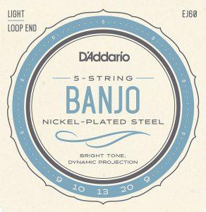 DAddario EJ60 Nickel 5