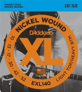 DAddario EXL140 Nickel Wound Electric Guitar
