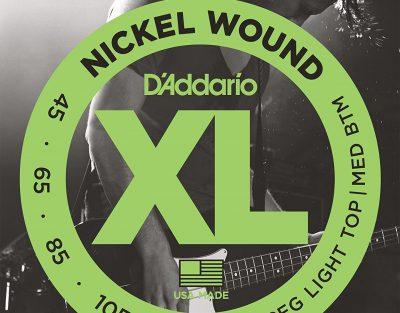 DAddario-EXL165-Nickel-Wound-Bass-Guitar-Strings-Custom-Light-45-105-Long-Scale-B0002LI5W2