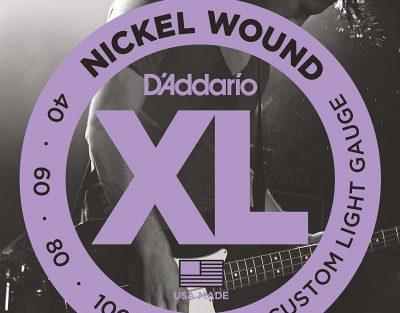 DAddario-EXL190-Nickel-Wound-Bass-Guitar-Strings-Custom-Light-40-100-Long-Scale-B0009FC93W