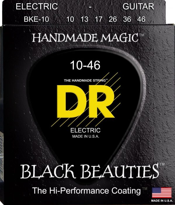 DR Strings BKE-10 Electric Guitar Strings