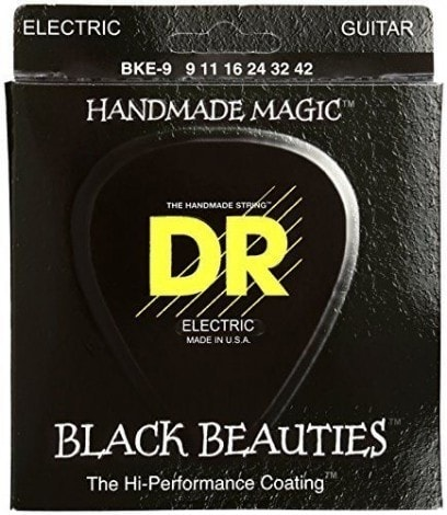 DR Strings BKE-9 Electric Guitar Strings