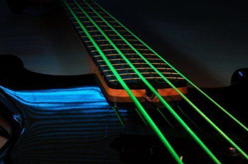 dr strings ngb 45 nickel coated hi def green bass guitar strings medium 45 105 solo guitars. Black Bedroom Furniture Sets. Home Design Ideas