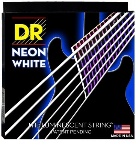 DR Strings NWE-10 DR Neon Electric Guitar Strings