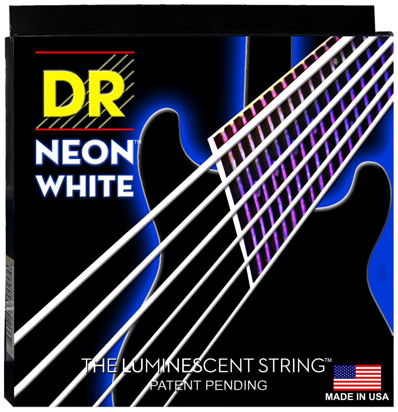 dr guitar strings dr strings nwe 10 dr neon electric guitar strings medium 5805