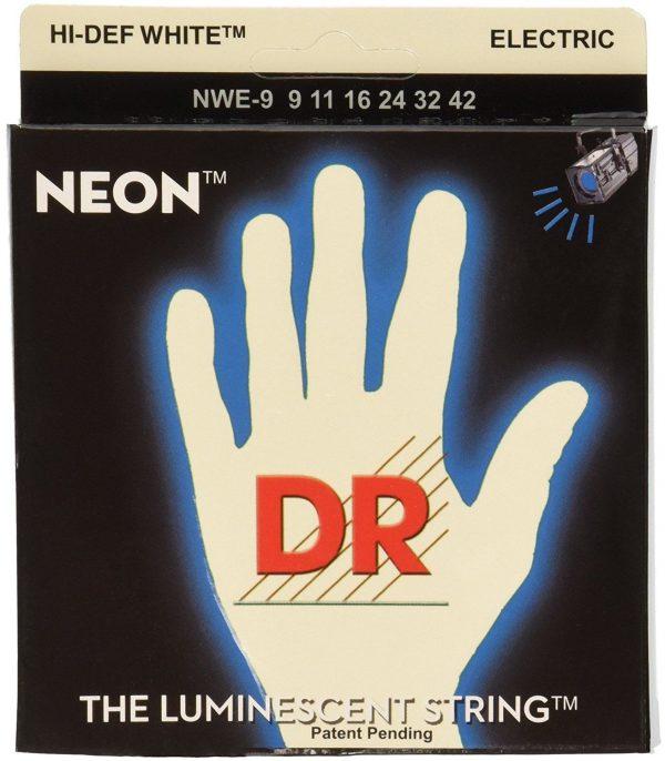 DR Strings NWE-9 DR Neon Electric Guitar Strings